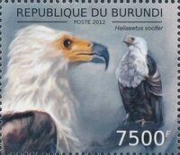 Burundi 2012 Birds of prey i