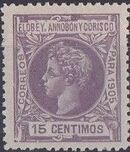 Elobey, Annobon and Corisco 1905 King Alfonso XIII g