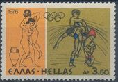 Greece 1976 Olympic Games - Montreal c