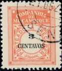 Mozambique Company 1916 Postage Due Stamps d