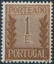 Portugal 1940 Postage Due Stamps i