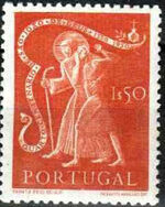 Portugal 1950 400th anniversary of the death of St. John of God d