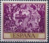 Spain 1966 Painters - José Maria Sert b