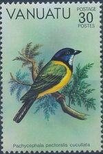 Vanuatu 1981 Birds c