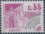 France 1981 Historic Monuments - Pre-cancelled (3rd Issue) a