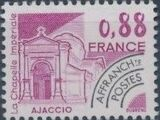France 1981 Historic Monuments - Pre-cancelled (3rd Issue)