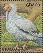 Ghana 1991 The Birds of Ghana zu
