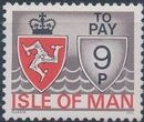 Isle of Man 1975 Postage Due Stamps e