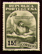 Portugal 1924 400th Birth Anniversary of Camões h