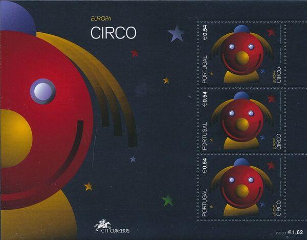 Portugal 2002 Europa - The Circus d