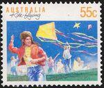 Australia 1989 Sports (1st Serie) f