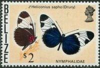 Belize 1974 Butterflies of Belize n