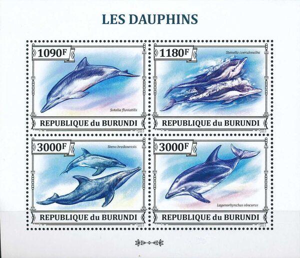 Burundi 2013 Dolphins a