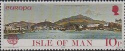 Isle of Man 1977 Europa b