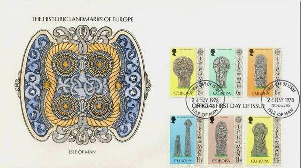 Isle of Man 1978 Europa m