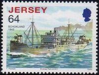 Jersey 2011 Shipwrecks d