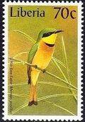 Liberia 1997 Birds k
