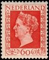 Netherlands 1948 Queen Wilhelmina - Type Hartz h.jpg