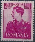 Romania 1942 King Michael I - Semi-Postal (2nd Group) g