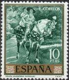 Spain 1964 Painters - Joaquin Sorolla y Bastida j