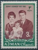 Ajman 1964 President Kennedy f