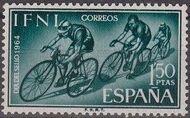 Ifni 1964 Stamp Day c