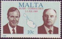 Malta 1989 US-Soviet Summit in Malta a
