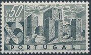 Portugal 1946 Portuguese Castles d