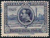 Spain 1929 Seville-Barcelona Exposition i
