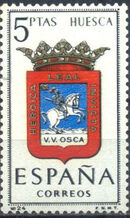 Spain 1963 Coat of Arms - 2nd Group l