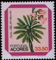 Azores 1982 Azores Flowers (2nd Issue) d.jpg