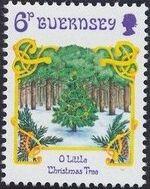 Guernsey 1986 Christmas e