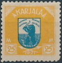 Karelia 1922 Coat of Arms o