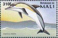 Mali 1997 Marine Life zd