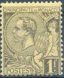 Monaco 1891 Prince Albert I i
