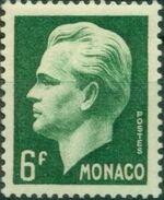 Monaco 1951 Prince Rainier III b