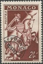Monaco 1954 Knight d