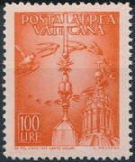 Vatican City 1947 Definitives (Air Post Stamps) g