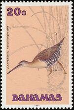 Bahamas 1991 Birds d