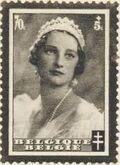 Belgium 1935 Queen Astrid Memorial Issue e