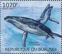 Burundi 2012 Protection of Nature - Save the Whales f