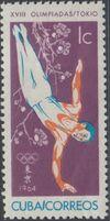 Cuba 1964 Summer Olympics - Tokyo a