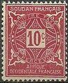 French Sudan 1931 Postage Due b.jpg