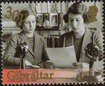 Gibraltar 2002 H.M. Queen Elizabeth II Golden Jubilee b