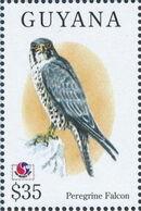 Guyana 1994 Birds of the World (PHILAKOREA '94) m