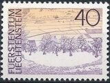 Liechtenstein 1973 Landscapes l