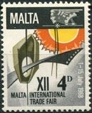 Malta 1968 International Trade Fair a