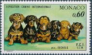 Monaco 1976 International Dog Show, Monte Carlo a