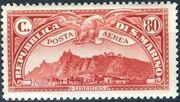 San Marino 1931 Air Post Stamps b
