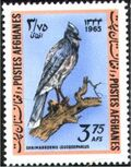 Afghanistan 1965 Birds b